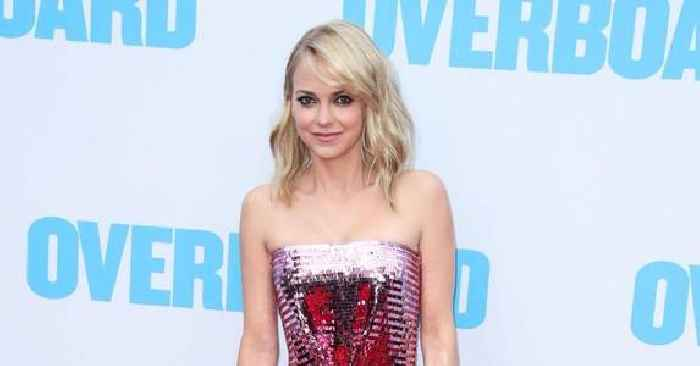'I Just Blurted That Out': Anna Faris Reveals She And Michael Barrett Eloped