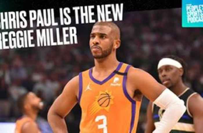 CP3 is the new Reggie Miller, and that's not a good thing | People's Sports Podcast