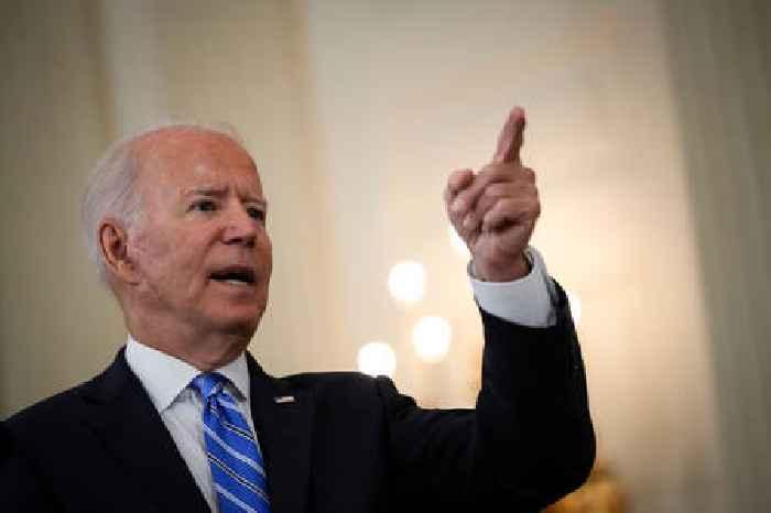 Joe Biden Says He Doesn't Care If Critics Call Him