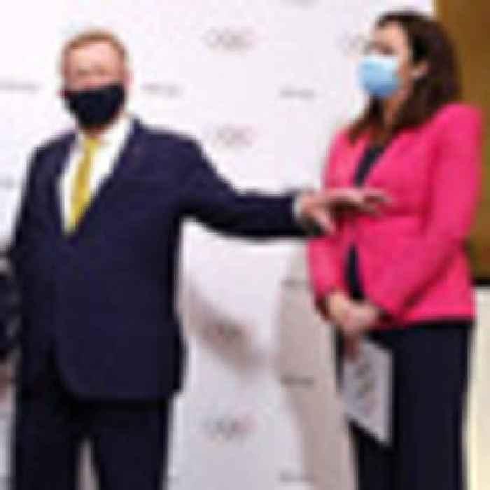 Australia stunned by Annastacia Palaszczuk slap down in Tokyo in John Coates