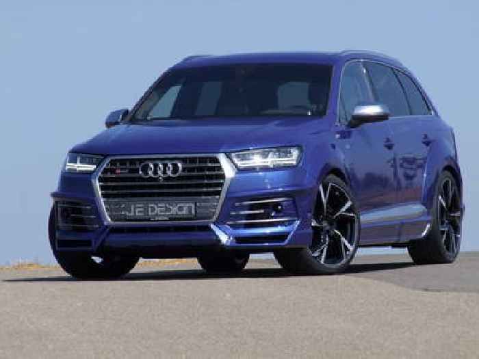 Tuner Fattens Up the Audi SQ7, Still Looks Better Than Mansory's Projects