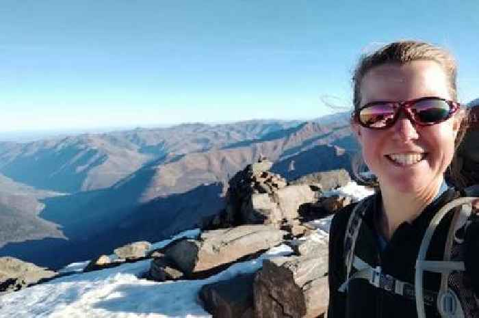 'Human remains' found close to spot where hiker went missing