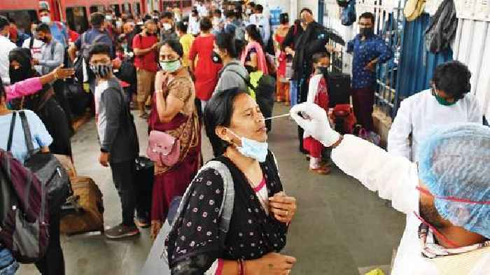 Covid-19: Mumbai sees 374 new cases and eight deaths