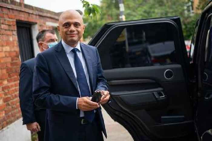 Criticism comes in for Sajid Javid, who suggested people 'cowered' from Covid-19