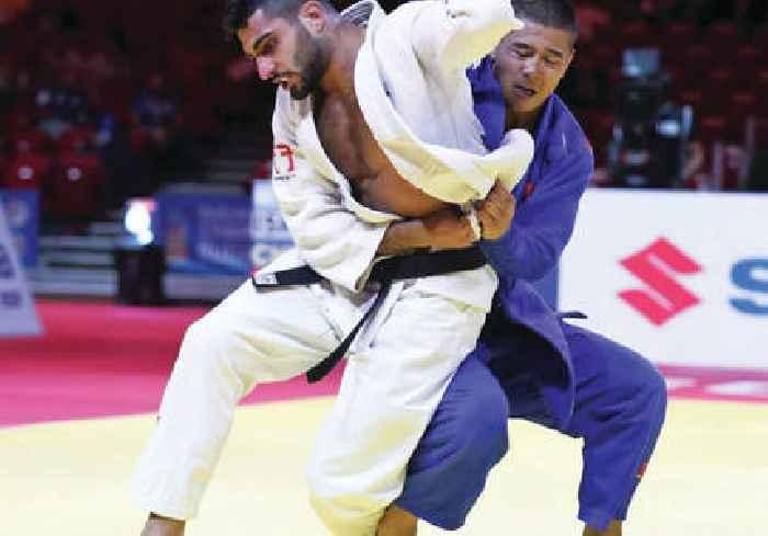 Algerian Olympian suspended, sent home for refusing to face Israeli Judoka