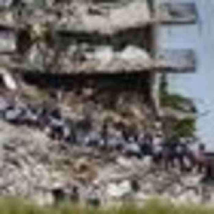 Search for victims at collapsed Miami apartment block is officially ended