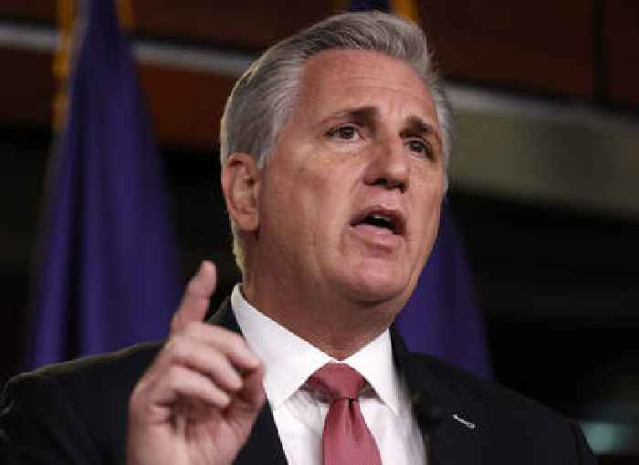 Kevin McCarthy Says Pelosi Picking 1/6 Committee Members 'Who Share Her Pre-Conceived Narrative' After She Appoints Kinzinger