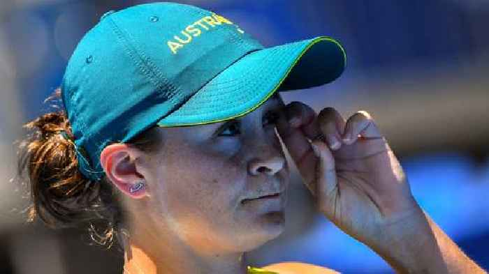 Tokyo Olympics: Wimbledon champion Ashleigh Barty knocked out in 1st round