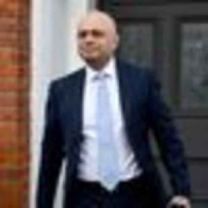 Javid criticised as 'insensitive' after telling people not to 'cower from' the virus