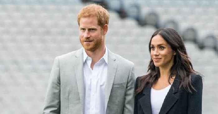 Meghan Markle And Prince Harry's Daughter Lilibet Reportedly Still Missing From Royal Line Of Succession