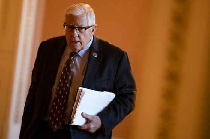 Former WY Sen. Mike Enzi Airlifted to Hospital After Serious Bicycle Accident