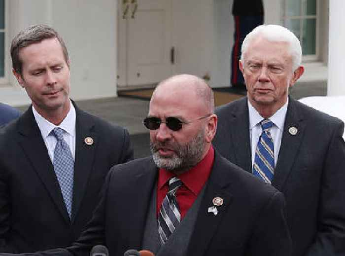 GOP Congressman Who Thought He Had Natural Immunity Gets Covid a Second Time: 'This Episode is Far More Challenging'