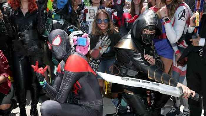 What Comic-Con Has Planned for COVID-Era 'Special Edition' Thanksgiving Show