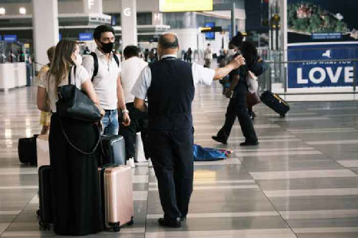 US Will Not Lift International Travel Restrictions Due to Delta Variant