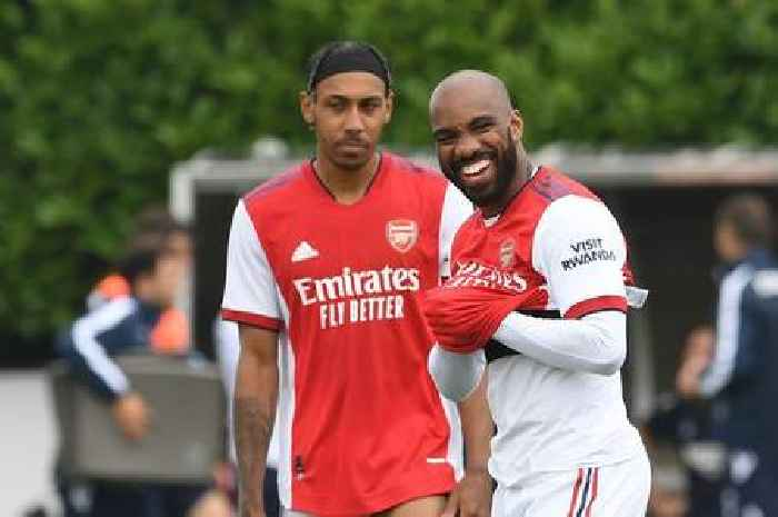 Arsenal morning headlines as Lacazette is linked with Atletico Madrid transfer