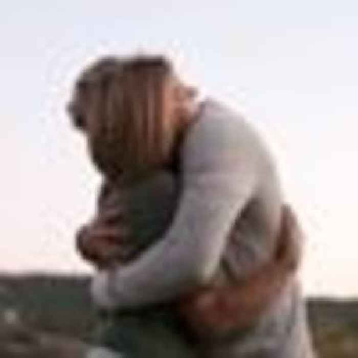 A quarter of UK adults 'haven't been hugged for a year'