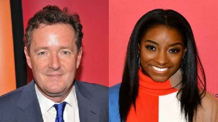 Piers Morgan Roasted for Hypocritical Slams of Simone Biles: 'Nothing Heroic or Brave About Quitting'