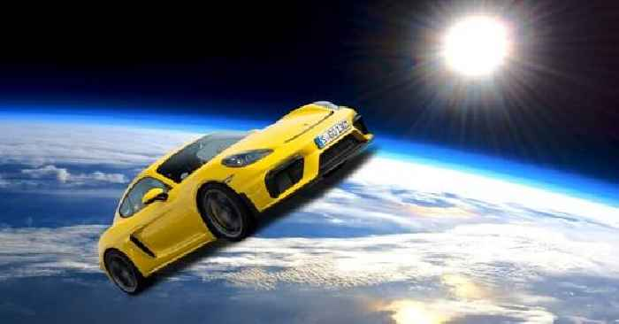 Beware, Musk and Bezos — Porsche is joining the space race
