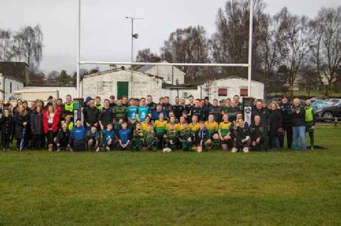 Renfrewshire rugby club will use housebuilder cash to upgrade facilities