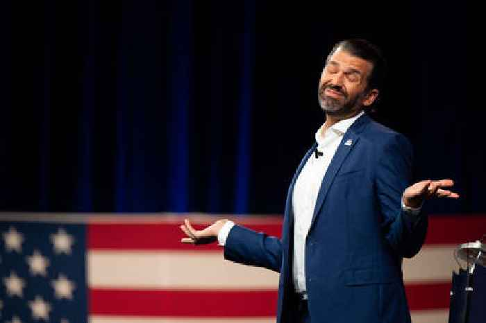 Donald Trump Jr. Dominates Most Popular Republicans Poll; Will He Run in the 2024 Election?