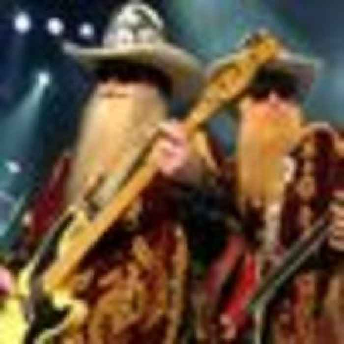 ZZ Top bassist Dusty Hill has died aged 72, says US rock group