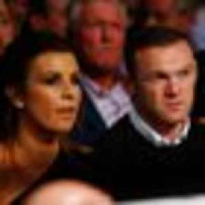 'I made a mistake': Wayne Rooney apologises to family and club over online images