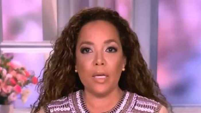 'The View' Co-Host Sunny Hostin Fires Back at Meghan McCain's Nepotism Defense: 'Life Is Not a Meritocracy'
