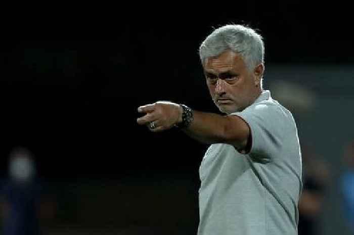 Jose Mourinho goes public with Granit Xhaka message amid Arsenal transfer talks