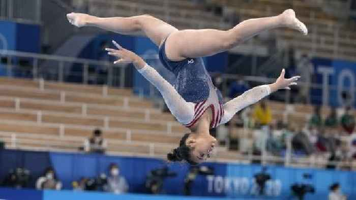 Suni Lee Wins All-Around Gold