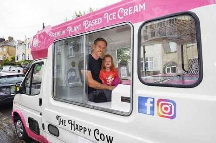 Bristol's first vegan ice cream van to set up permanent shop