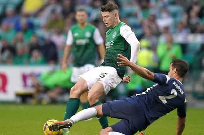 Hibs hit out at 'disrespectful' bids for Forest target Josh Doig
