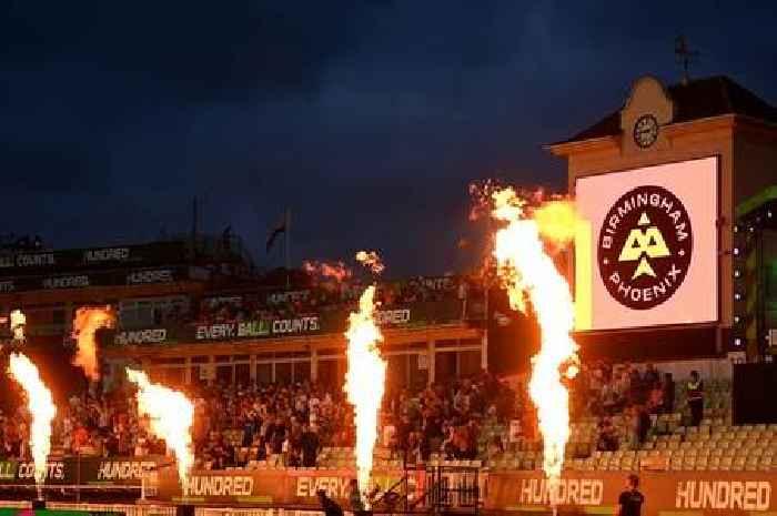 Edgbaston left Phoenix with 'goosebumps' after Hundred opener