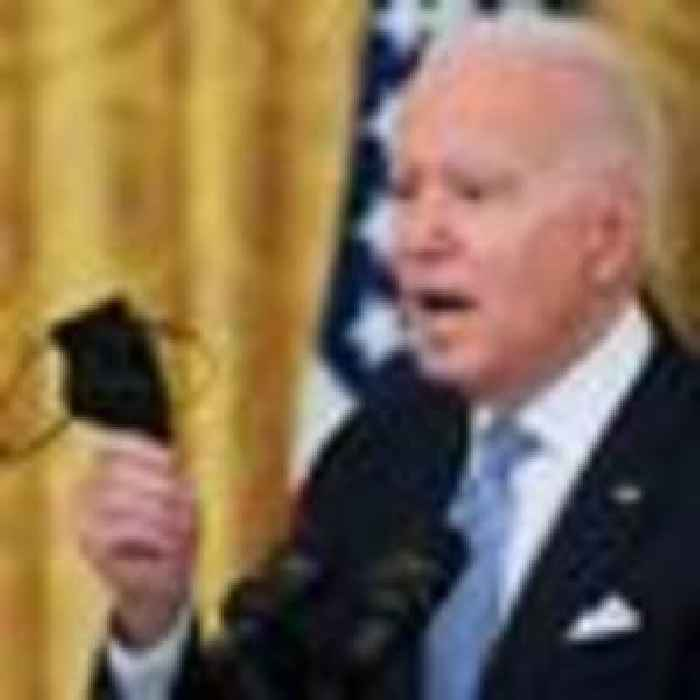 Biden urges states to offer cash to people to get COVID vaccinations
