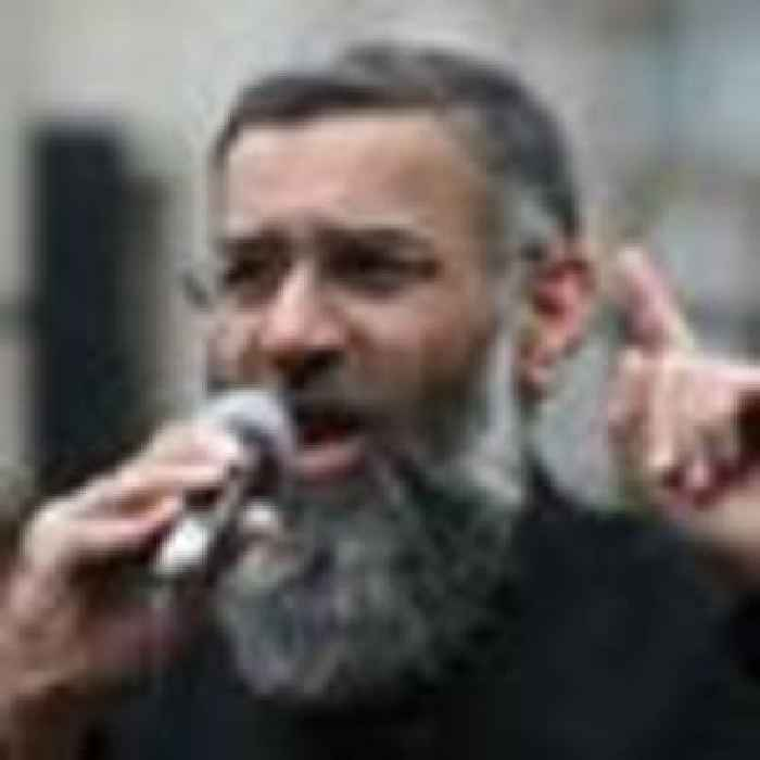 Islamist hate preacher Anjem Choudary banned from Twitter