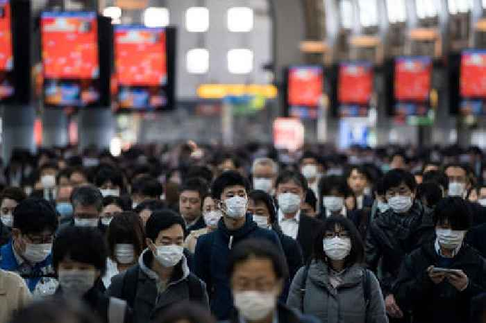 COVID-19 Cases Surge in Japan Reportedly Not Due to Olympics