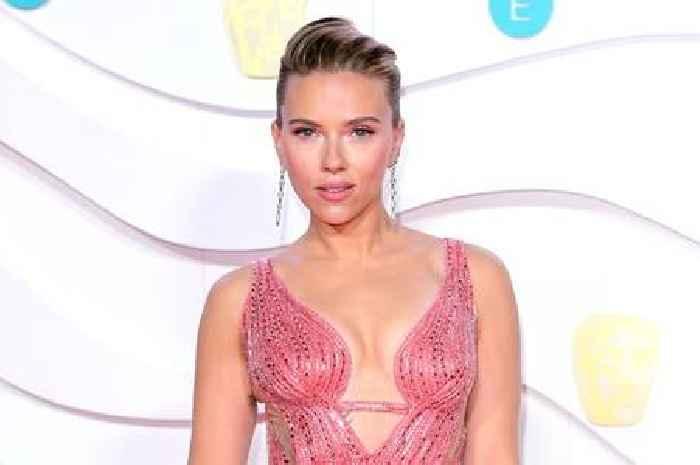 Scarlett Johansson sues Disney over Black Widow dispute