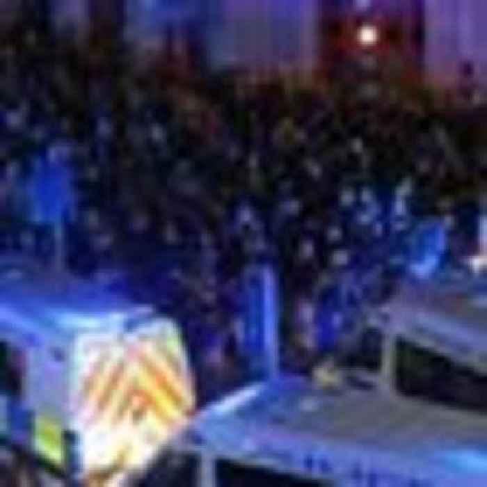 Five sentenced over roles in Bristol 'Kill the Bill' riot