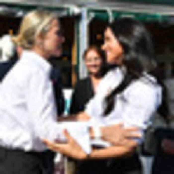 Misha Nonoo saw 'instant' effect of Duchess of Sussex endorsement