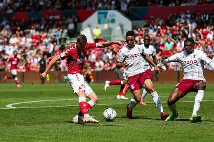 Bristol City player ratings as Robins lose to Aston Villa