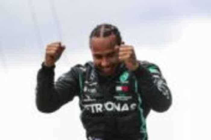 F1 Qualifying Results 2021 Hungarian Grand Prix