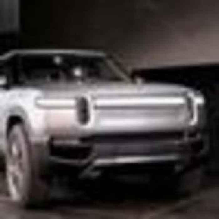Amazon-backed EV maker Rivian in talks to build UK factory