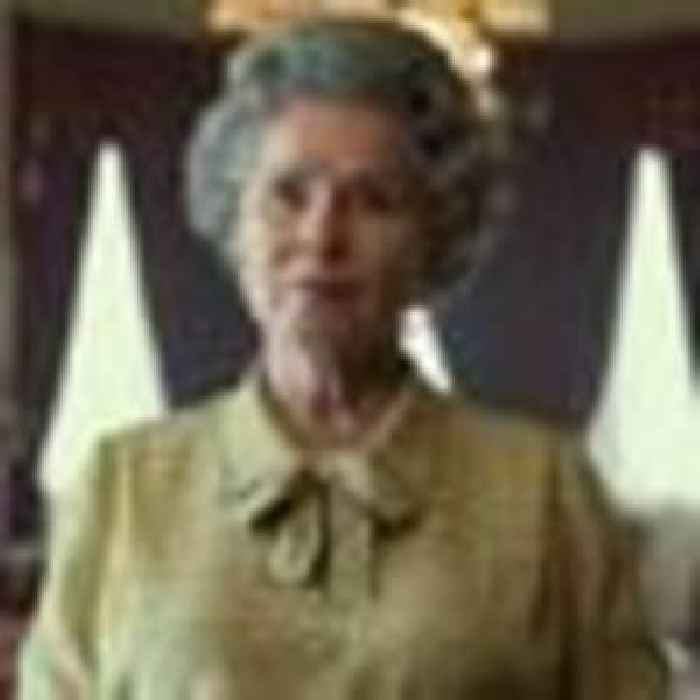 First look at Imelda Staunton as the Queen in The Crown