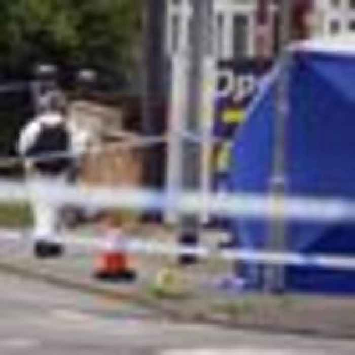 Suspect arrested after man found dead on High Wycombe street 'surrounded by group of males'