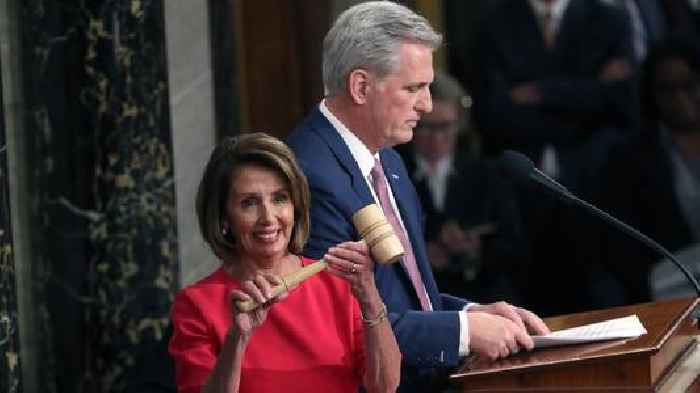 Kevin McCarthy: It Will Be 'Hard Not to Hit' Nancy Pelosi With Gavel if I Becomes House Speaker