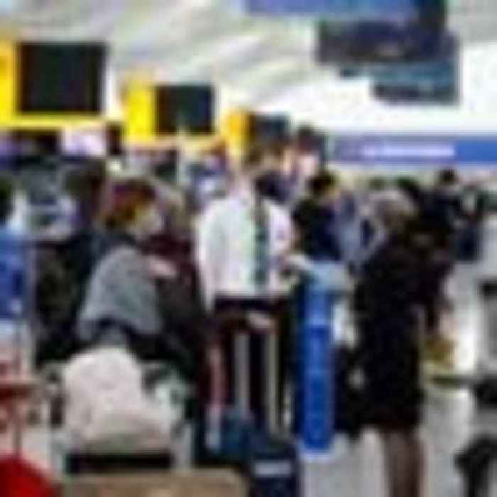 Chancellor writes letter to the PM calling for relaxation of travel rules, reports say