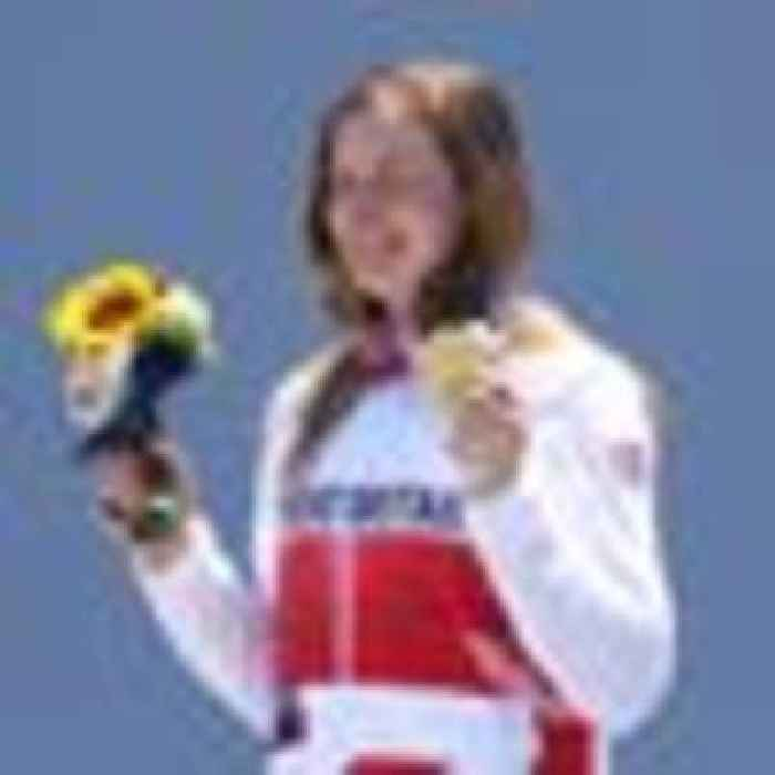 From 40-hour weeks in a restaurant to Olympic glory: Who is Charlotte Worthington?