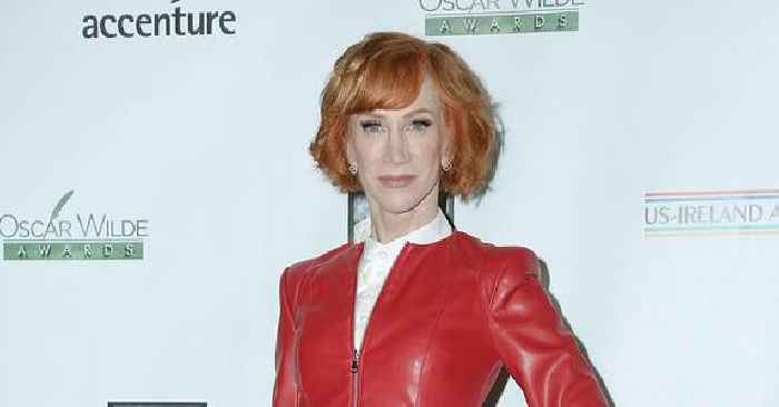 Kathy Griffin Reveals She Has Lung Cancer, Says She 'Never Smoked'