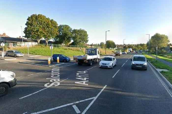 Delays after crashes near Bristol Airport and Ashton Gate