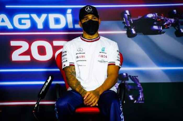 Drained Lewis Hamilton's long Covid fears after Hungarian Grand Prix