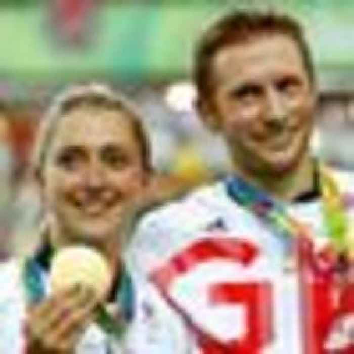 Match made in heaven - The golden couple aiming to make Olympic history